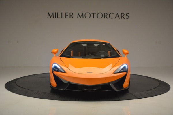 Used 2019 McLaren 570S Spider for sale Sold at Maserati of Westport in Westport CT 06880 22