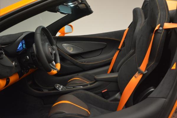 Used 2019 McLaren 570S SPIDER Convertible for sale $215,000 at Maserati of Westport in Westport CT 06880 24