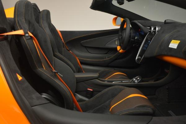 Used 2019 McLaren 570S SPIDER Convertible for sale $215,000 at Maserati of Westport in Westport CT 06880 27