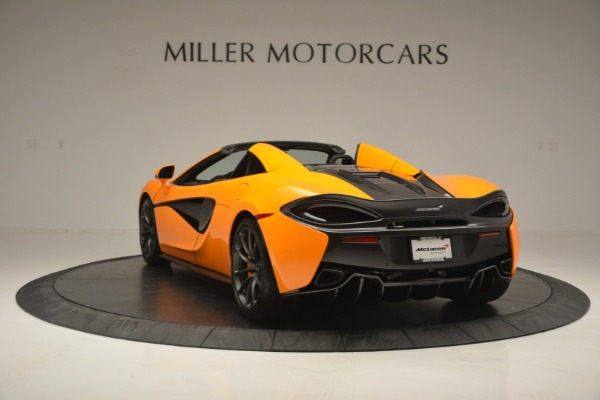 Used 2019 McLaren 570S Spider for sale Sold at Maserati of Westport in Westport CT 06880 5