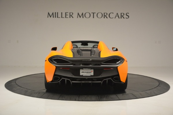 Used 2019 McLaren 570S Spider for sale Sold at Maserati of Westport in Westport CT 06880 6