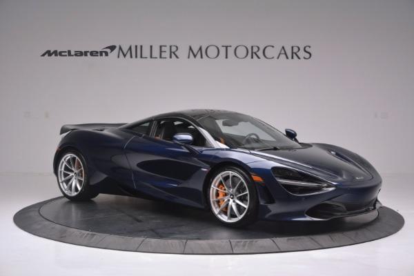 New 2019 McLaren 720S Coupe for sale $336,440 at Maserati of Westport in Westport CT 06880 10