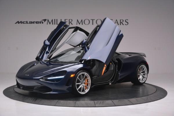 New 2019 McLaren 720S Coupe for sale $336,440 at Maserati of Westport in Westport CT 06880 14