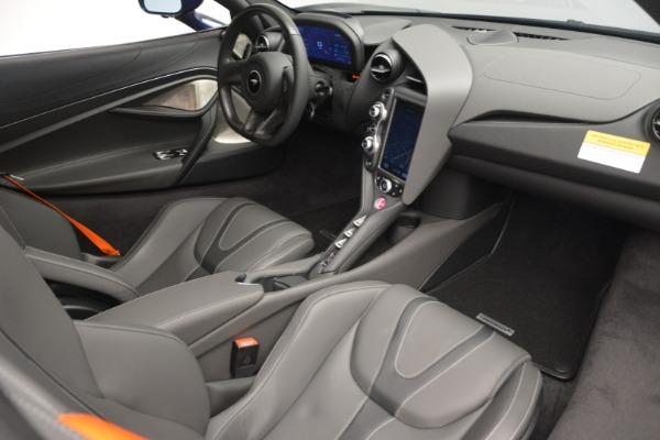 New 2019 McLaren 720S Coupe for sale $336,440 at Maserati of Westport in Westport CT 06880 18