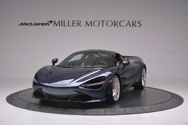 New 2019 McLaren 720S Coupe for sale $336,440 at Maserati of Westport in Westport CT 06880 2