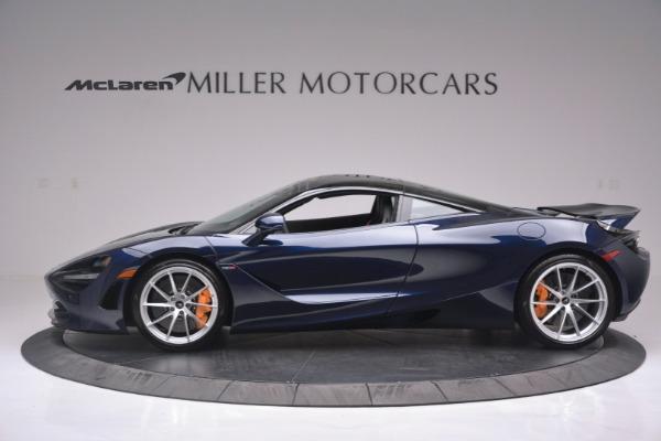 New 2019 McLaren 720S Coupe for sale $336,440 at Maserati of Westport in Westport CT 06880 3