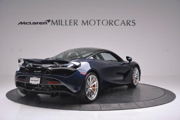 New 2019 McLaren 720S Coupe for sale $336,440 at Maserati of Westport in Westport CT 06880 7