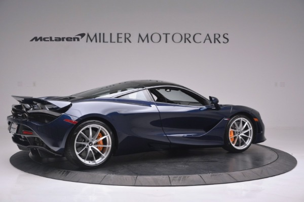New 2019 McLaren 720S Coupe for sale $336,440 at Maserati of Westport in Westport CT 06880 8
