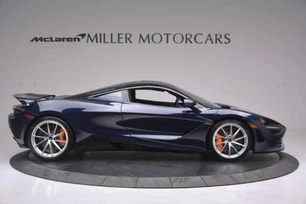 New 2019 McLaren 720S Coupe for sale $336,440 at Maserati of Westport in Westport CT 06880 9