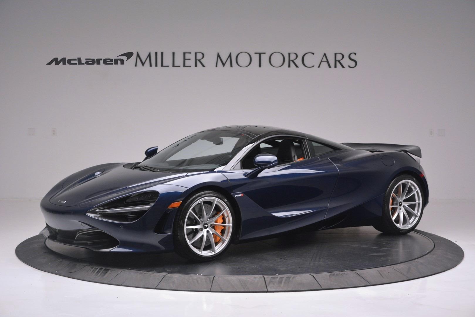 New 2019 McLaren 720S Coupe for sale $336,440 at Maserati of Westport in Westport CT 06880 1