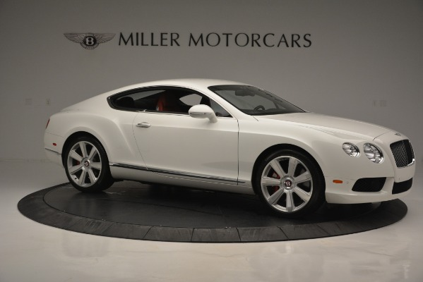 Used 2015 Bentley Continental GT V8 for sale Sold at Maserati of Westport in Westport CT 06880 10