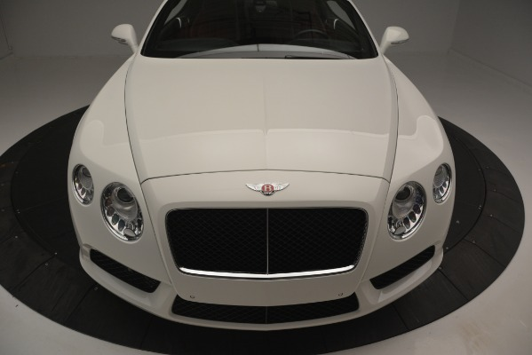 Used 2015 Bentley Continental GT V8 for sale Sold at Maserati of Westport in Westport CT 06880 13