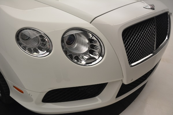 Used 2015 Bentley Continental GT V8 for sale Sold at Maserati of Westport in Westport CT 06880 14
