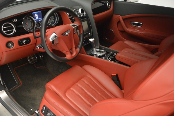 Used 2015 Bentley Continental GT V8 for sale Sold at Maserati of Westport in Westport CT 06880 17