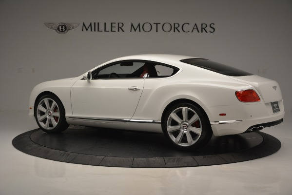 Used 2015 Bentley Continental GT V8 for sale Sold at Maserati of Westport in Westport CT 06880 4