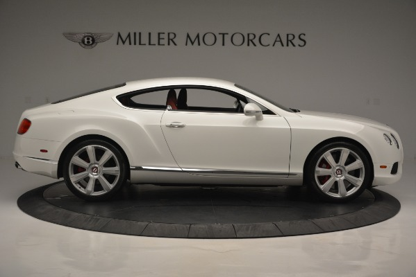 Used 2015 Bentley Continental GT V8 for sale Sold at Maserati of Westport in Westport CT 06880 9