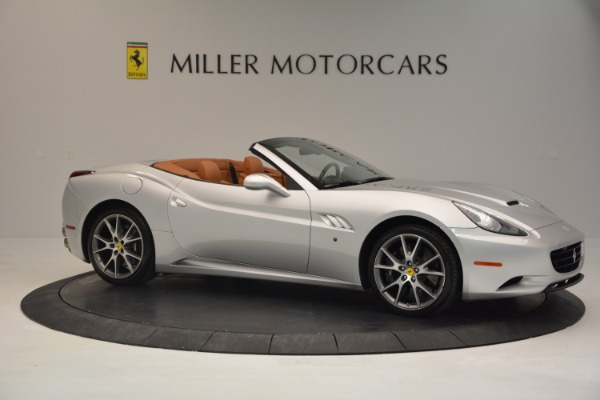 Used 2010 Ferrari California for sale Sold at Maserati of Westport in Westport CT 06880 10