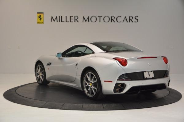 Used 2010 Ferrari California for sale Sold at Maserati of Westport in Westport CT 06880 17