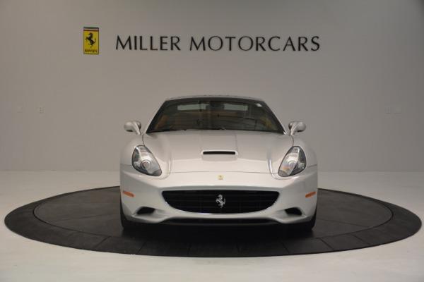Used 2010 Ferrari California for sale Sold at Maserati of Westport in Westport CT 06880 24
