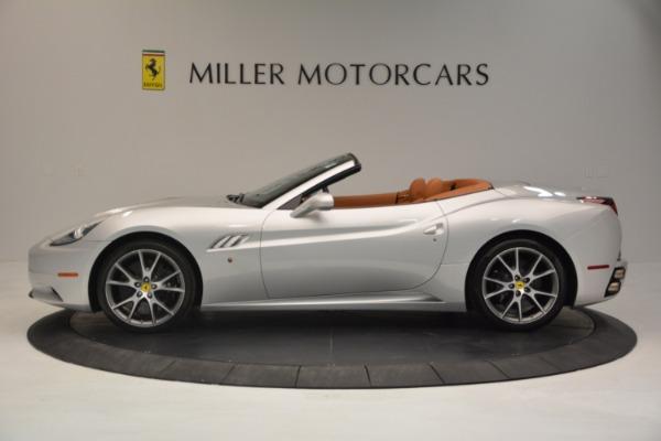 Used 2010 Ferrari California for sale Sold at Maserati of Westport in Westport CT 06880 3