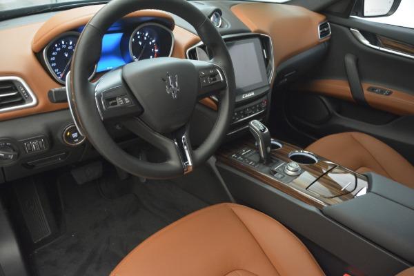 New 2019 Maserati Ghibli S Q4 for sale Sold at Maserati of Westport in Westport CT 06880 13