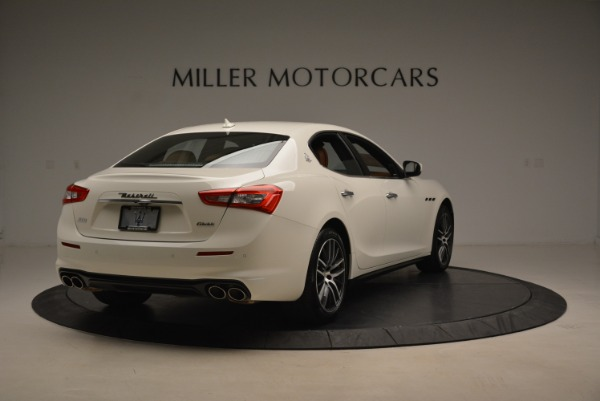 Used 2019 Maserati Ghibli S Q4 for sale Sold at Maserati of Westport in Westport CT 06880 6
