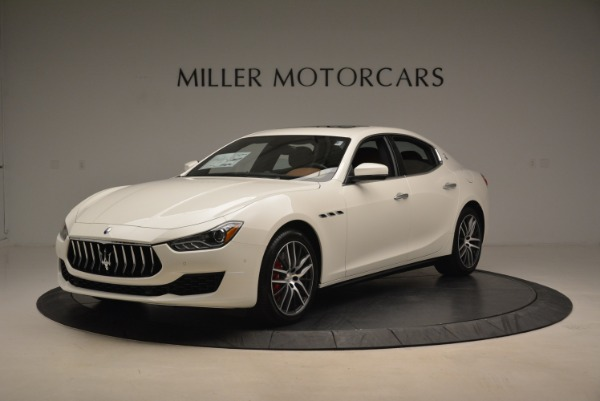 Used 2019 Maserati Ghibli S Q4 for sale Sold at Maserati of Westport in Westport CT 06880 1