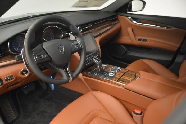 New 2019 Maserati Quattroporte S Q4 for sale Sold at Maserati of Westport in Westport CT 06880 13