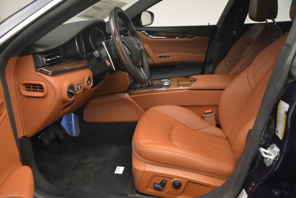New 2019 Maserati Quattroporte S Q4 for sale Sold at Maserati of Westport in Westport CT 06880 14