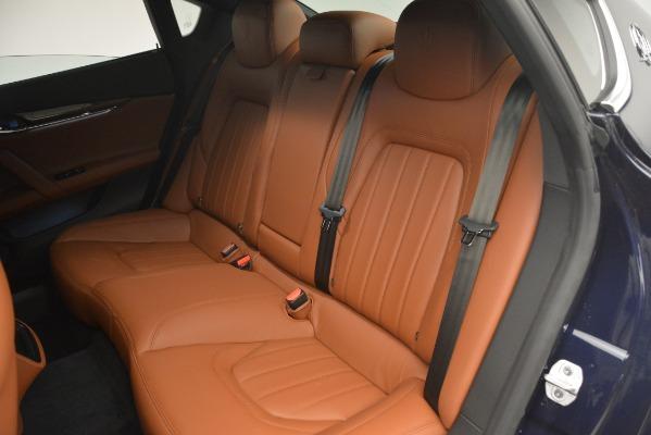 New 2019 Maserati Quattroporte S Q4 for sale Sold at Maserati of Westport in Westport CT 06880 19