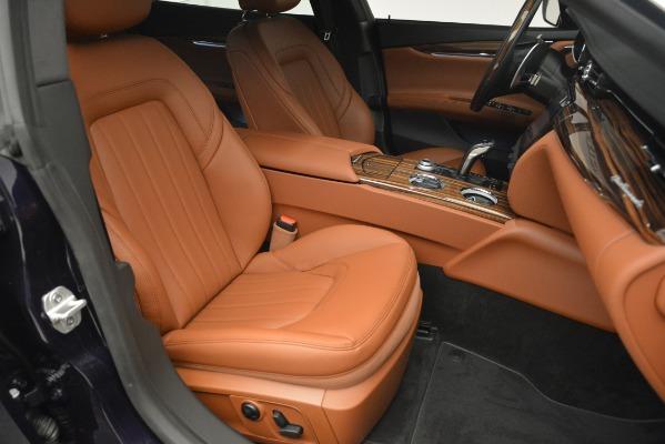 New 2019 Maserati Quattroporte S Q4 for sale Sold at Maserati of Westport in Westport CT 06880 25