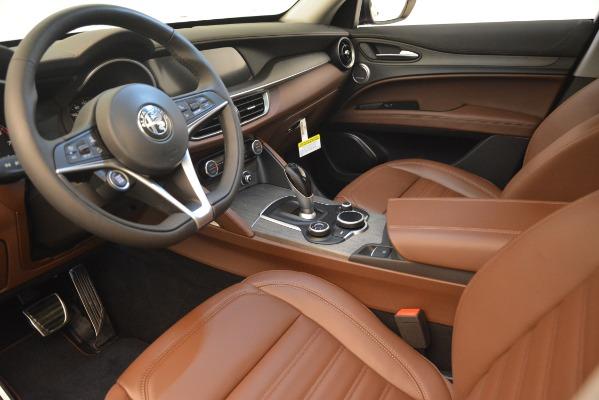 New 2019 Alfa Romeo Stelvio Ti Sport Q4 for sale Sold at Maserati of Westport in Westport CT 06880 13