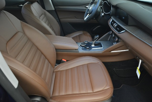 New 2019 Alfa Romeo Stelvio Ti Sport Q4 for sale Sold at Maserati of Westport in Westport CT 06880 20