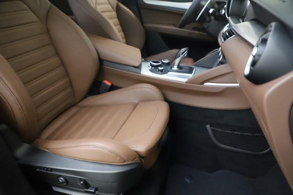 New 2019 Alfa Romeo Stelvio Ti Sport Q4 for sale Sold at Maserati of Westport in Westport CT 06880 24