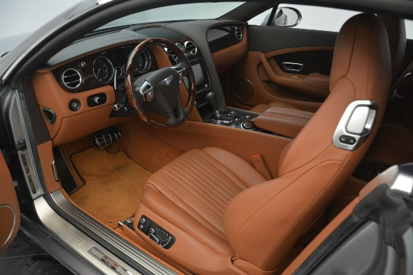 Used 2016 Bentley Continental GT W12 for sale Sold at Maserati of Westport in Westport CT 06880 17
