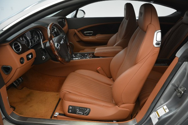 Used 2016 Bentley Continental GT W12 for sale Sold at Maserati of Westport in Westport CT 06880 18