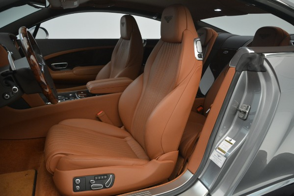 Used 2016 Bentley Continental GT W12 for sale Sold at Maserati of Westport in Westport CT 06880 19