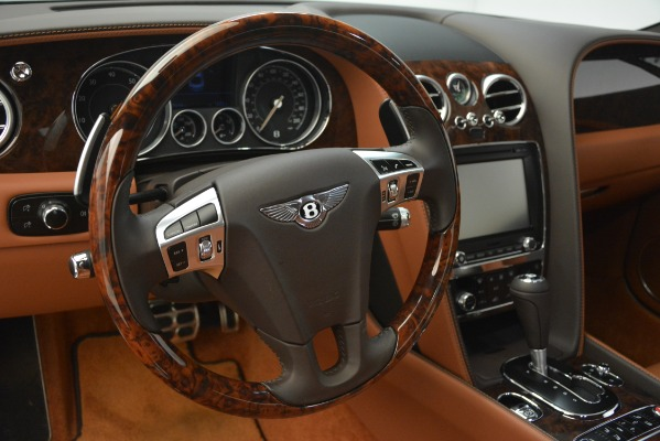 Used 2016 Bentley Continental GT W12 for sale Sold at Maserati of Westport in Westport CT 06880 21