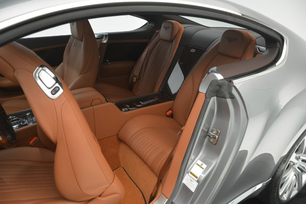 Used 2016 Bentley Continental GT W12 for sale Sold at Maserati of Westport in Westport CT 06880 25