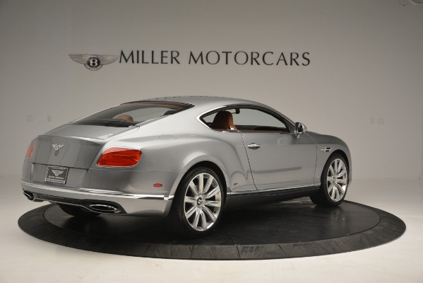Used 2016 Bentley Continental GT W12 for sale Sold at Maserati of Westport in Westport CT 06880 8