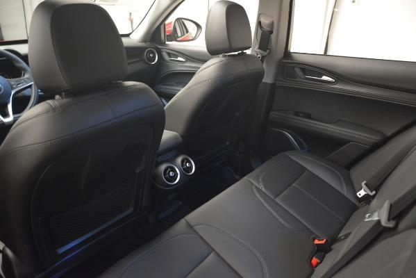 New 2019 Alfa Romeo Stelvio Q4 for sale Sold at Maserati of Westport in Westport CT 06880 19