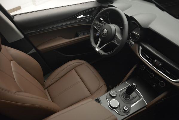 New 2019 Alfa Romeo Stelvio Q4 for sale Sold at Maserati of Westport in Westport CT 06880 15
