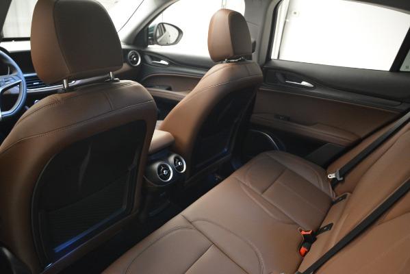 New 2019 Alfa Romeo Stelvio Q4 for sale Sold at Maserati of Westport in Westport CT 06880 18