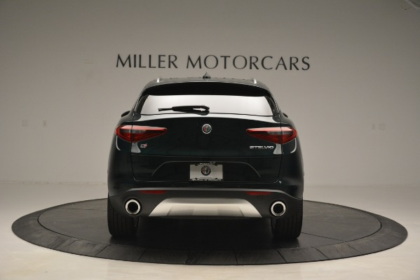 New 2019 Alfa Romeo Stelvio Q4 for sale Sold at Maserati of Westport in Westport CT 06880 6