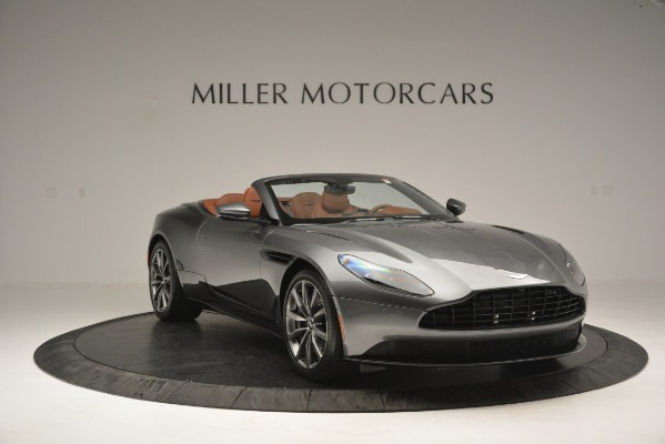 Used 2019 Aston Martin DB11 Volante for sale $214,990 at Maserati of Westport in Westport CT 06880 10