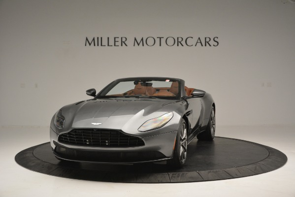 Used 2019 Aston Martin DB11 Volante for sale $214,990 at Maserati of Westport in Westport CT 06880 12