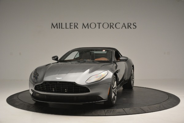Used 2019 Aston Martin DB11 Volante for sale $214,990 at Maserati of Westport in Westport CT 06880 13