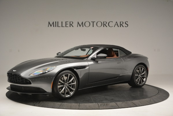 Used 2019 Aston Martin DB11 Volante for sale $214,990 at Maserati of Westport in Westport CT 06880 14