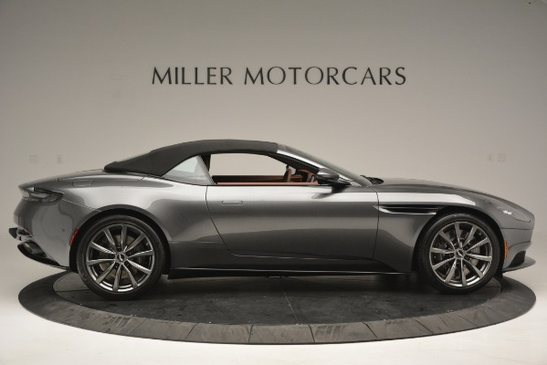 Used 2019 Aston Martin DB11 Volante for sale $214,990 at Maserati of Westport in Westport CT 06880 16