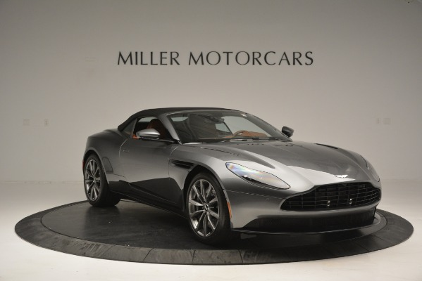Used 2019 Aston Martin DB11 Volante for sale $214,990 at Maserati of Westport in Westport CT 06880 18